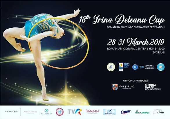 18th Irina Deleanu Cup