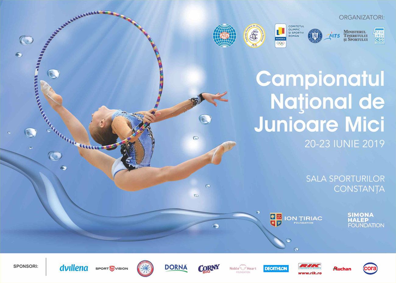 Campionatul national de Junioare Mici
